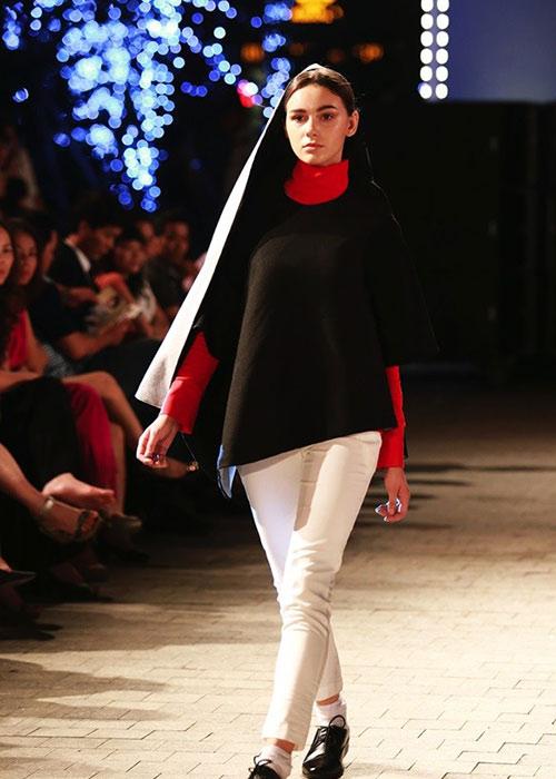 dep fashion runway 3: dep khong can chuan muc - 8