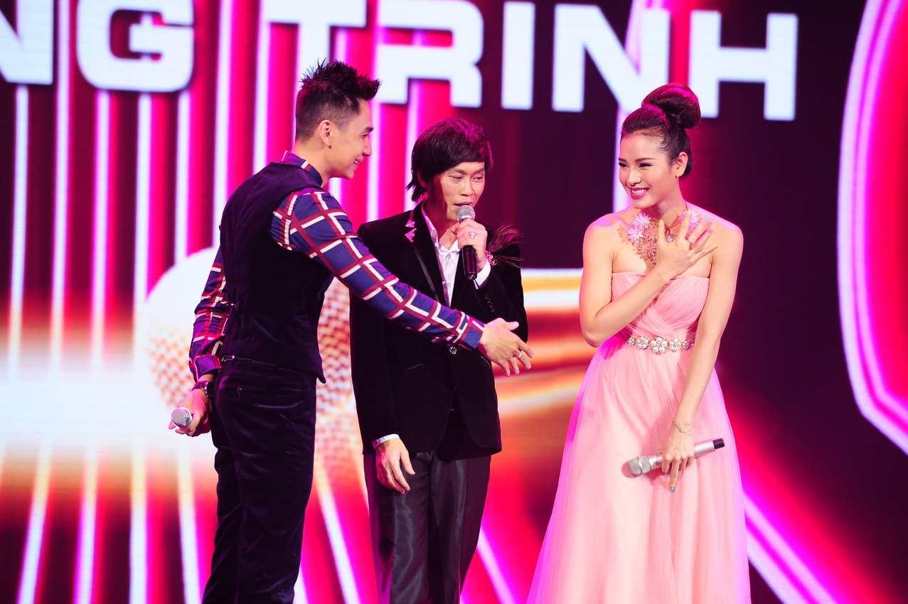 "tung lam bi giam khao ""tay chay"" tai the winner is? - 2"