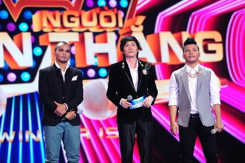 "tung lam bi giam khao ""tay chay"" tai the winner is? - 3"
