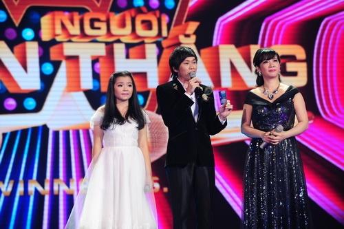 "tung lam bi giam khao ""tay chay"" tai the winner is? - 4"