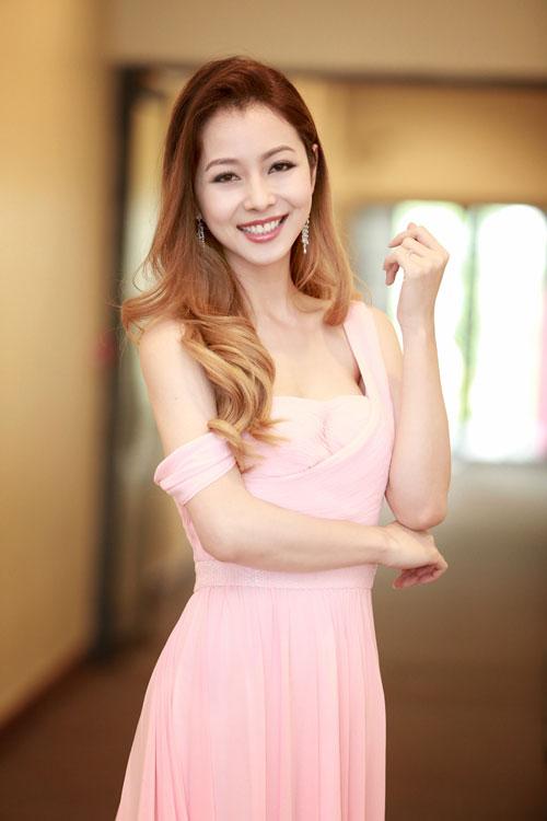 thu thao, jennifer pham lam giam khao miss ngoi sao - 4