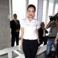 Làng sao - Thư Kỳ giản dị tại New York Fashion Week