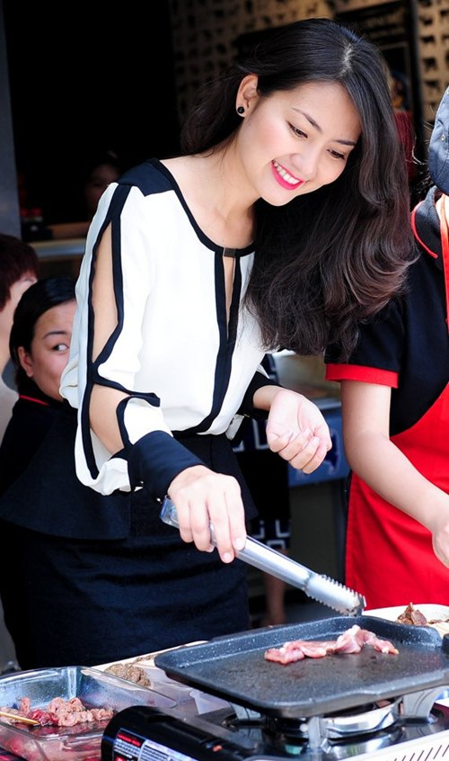 chong sap cuoi khang dinh da chia tay ngoc lan - 6