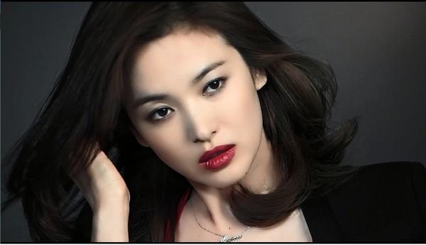 song hye kyo dep khong ty vet voi loat anh moi - 1