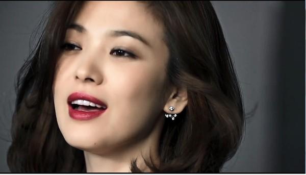song hye kyo dep khong ty vet voi loat anh moi - 2