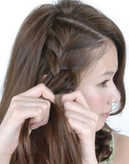 Mẹo hay để tóc nhanh mọc dài - 4