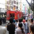 Tin tức - Cháy tiệm cắt tóc giữa trung tâm Sài Gòn, 7 người tử vong