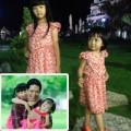 Làng sao - Con gái Bình Minh tạo dáng thời trang chuyên nghiệp