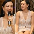 Thời trang - Mỹ nhân gốc Việt gặp rủi ro với váy ngắn