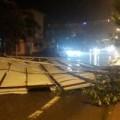 2 người bị thương sau bão số 3