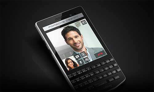 blackberry chinh thuc cong bo porsche design p'9983 - 2