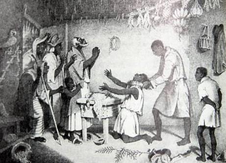 "nigeria: chong ban vo lam ""trinh nu"" hien te - 1"