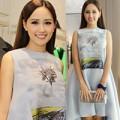 Thời trang - Mai Phương Thúy lại gây xôn xao với váy 200 triệu đồng