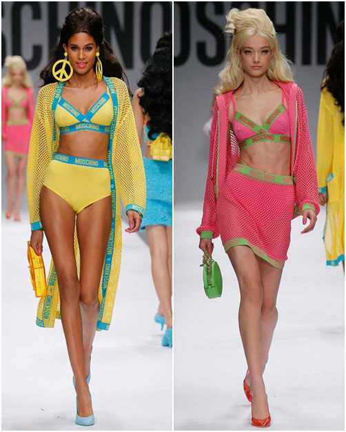 "bup be barbie ""do bo"" san dien cua moschino - 10"