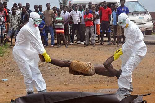 xac nguoi chet vi ebola phat ra tieng keu la khi lat ngua - 5