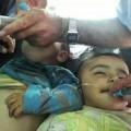Syria: Hàng chục trẻ tử vong sau khi tiêm vắc xin sởi