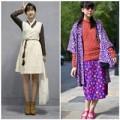 Thời trang - Giới trẻ Châu Á đua nhau biến tấu trang phục truyền thống