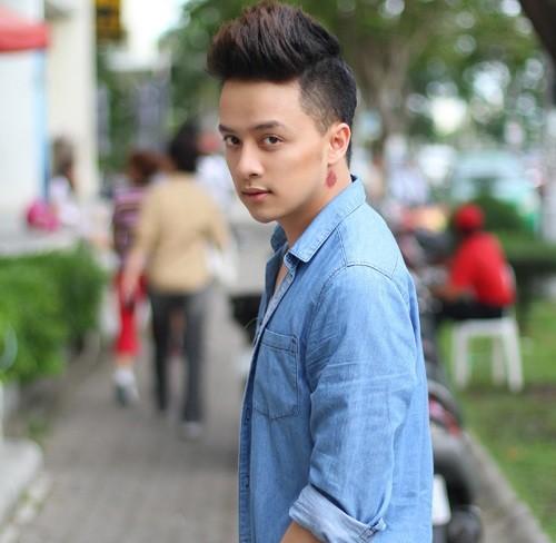 """nhung trai dep cua showbiz viet dinh nghi van """"dao mo"""" - 9"""