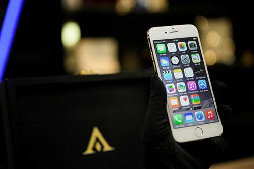 iphone 6 ma vang xuat hien tai vn - 1