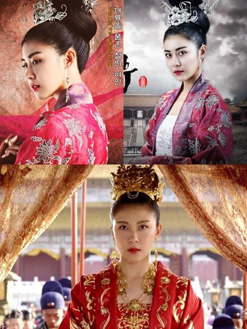 """top 10 dien vien han """"duoc long"""" dong nghiep - 2"""