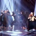 """Làm mẹ - Liveshow 5 GHVN: Nức lòng vì Hoàng Anh Huyền Trân """"kết đôi"""""""