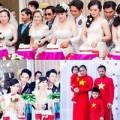 Làng sao - Hùng Cửu Long làm lễ cưới cho các đôi khuyết tật