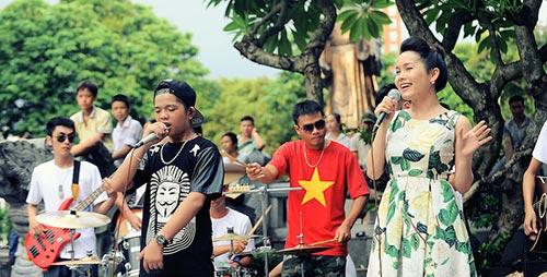 """chính thúc khỏi dọng """"monsoon music festival 2014"""" - 2"""