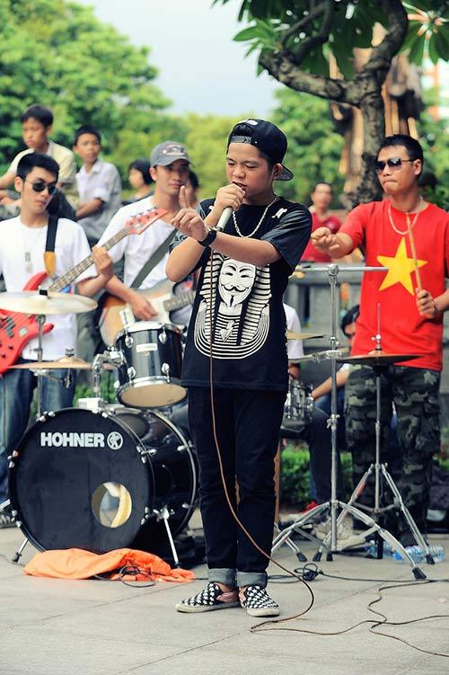 """chính thúc khỏi dọng """"monsoon music festival 2014"""" - 3"""