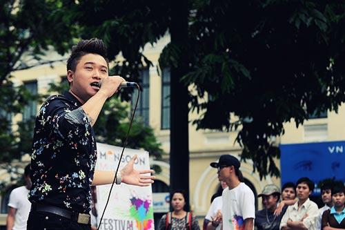 """chính thúc khỏi dọng """"monsoon music festival 2014"""" - 4"""