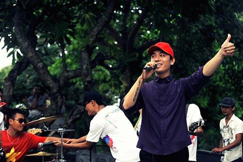 """chính thúc khỏi dọng """"monsoon music festival 2014"""" - 5"""