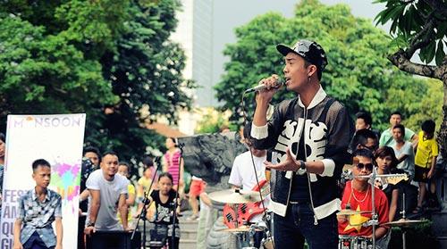 """chính thúc khỏi dọng """"monsoon music festival 2014"""" - 6"""