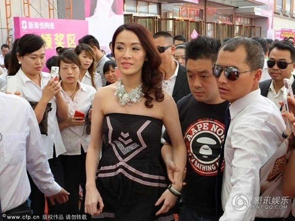 """duong quy phi"" huong hai lam ngay cang xuong sac - 3"