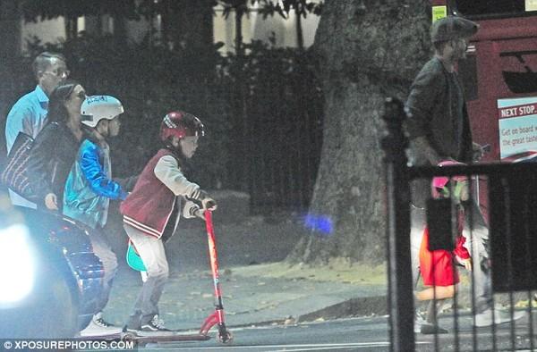 nhoc harper di xe scooter sieu dang yeu - 5
