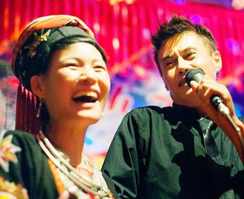 chuyen tinh an tuong cua chang tay va co gai dao - 2