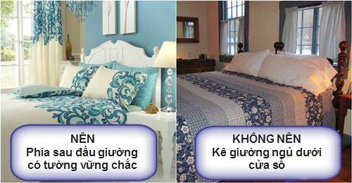 5 dieu tuyet doi khong lam voi giuong ngu - 1