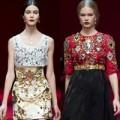 Thời trang - Mùa xuân tràn về trên sàn diễn thời trang Milan