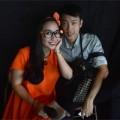 """Làng sao - Ốc Thanh Vân hạnh phúc khi chồng """"hộ tống"""" đi diễn"""