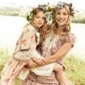 Thời trang - Mãn nhãn ngắm các cặp mẹ con nhà siêu mẫu