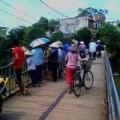 Tin tức - Hà Nội: Cụ ông 85 tuổi bất ngờ nhảy cầu tự vẫn