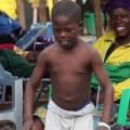 Tin tức - Bé 11 tuổi sung sướng khi thoát khỏi bệnh Ebola