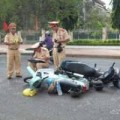 Tin tức - Một học sinh bị xe tải cán chết trên đường đi học