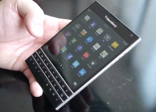 blackberry passport co gia 12,7 trieu o my, 17 trieu tai vn - 1