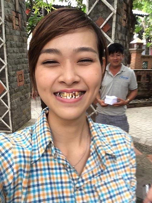 "le thuy: ""em dang tan huong hanh phuc"" - 10"