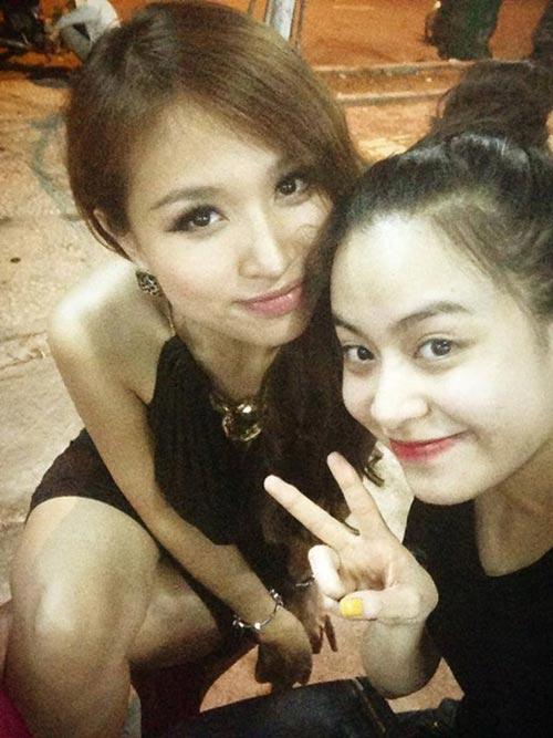 "le thuy: ""em dang tan huong hanh phuc"" - 7"