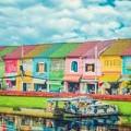 Xem & Đọc - Biến Bến Bình Đông thành Burano của Sài Gòn
