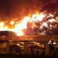 Tin tức - 10 người bỏng hô hấp sau vụ cháy Luxury bar