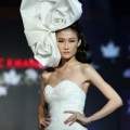 Thời trang - Kha Mỹ Vân: Tôi từng ngất xỉu vì trình diễn thời trang