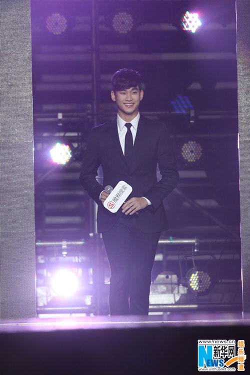 kim soo hyun banh bao, dep trai trong su kien moi - 1