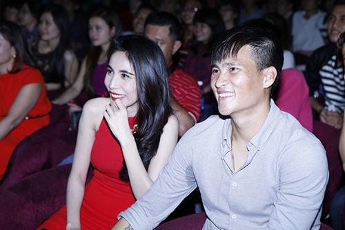 """cong vinh hon say dam thuy tien trong """"dam cuoi"""" - 15"""
