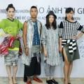 Thời trang - Ảo ảnh thị giác truyền cảm hứng cho nhà thiết kế trẻ